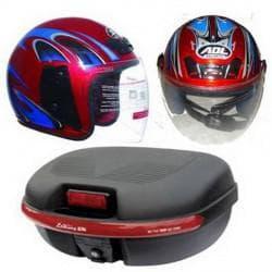 Шлема и кофры для мотоциклов