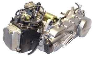 Запчасти для китайских скутеров (двигатель 125-150сс 4-Т)