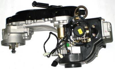 Запчасти для китайских скутеров (двигатель 50-100сс 4-Т)