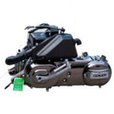 Запчасти для китайских скутеров (двигатель TB50,65сс 2-T цепной вариатор)
