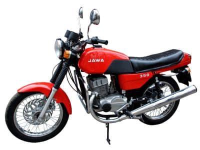 Запчасти для мотоцикла JAWA