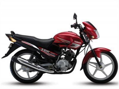 Запчасти на мотоцикл JIANSHE YB125 / Yamaha - YBR125