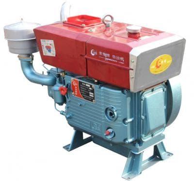 Запчасти для дизельного двигателя ZS1100 - 15 л.с.