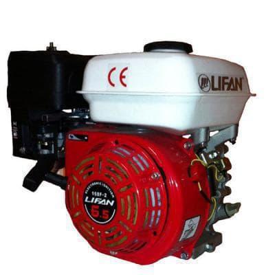Запчасти для бензинового двигателя 168F - 6,5л.с.