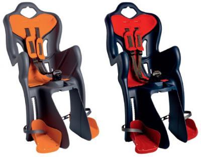 Сиденья для перевозки детей, сумки для велосипедов