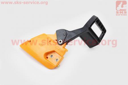 Ручка тормоза в сборе для бензопил Partner351/360/370/371/391/400/410/411