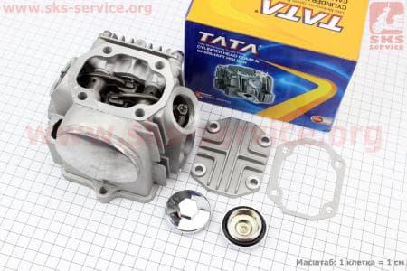 Головка цилиндра+клапана+распредвал+крышки в сборе 70сс TA-008-DELTA-47мм купить в Украине