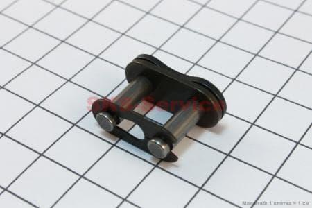 Звено (замок) цепи привода 428H для мопедов Delta (Viper) купить в Украине