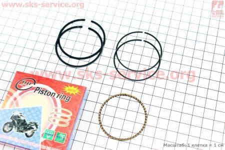 Кольца поршневые 70сс 47мм STD для мопедов Delta (Viper) купить в Украине