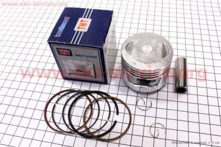 Поршень, палец, кольца к-кт 90сс 47мм +1,00 для мопедов Delta (Viper) купить в Украине