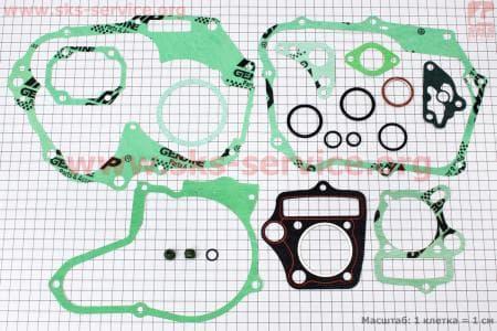 Прокладки двигателя к-кт 70cc + манжеты для мопедов Delta (Viper) купить в Украине