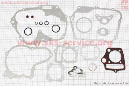Прокладки двигателя к-кт 70cc для мопедов Delta (Viper) купить в Украине
