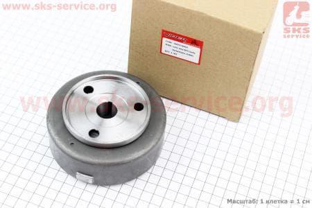 Ротор магнето (на 2 катушки) для мопедов Delta (Viper) купить в Украине