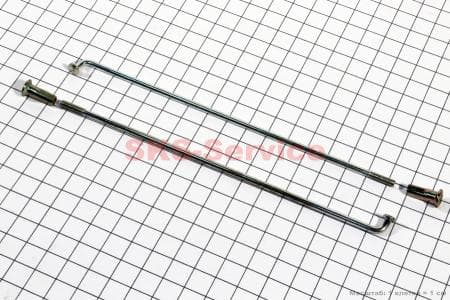 Спица задняя L=163мм, D=3мм, к-кт 36шт для мопедов Delta (Viper)