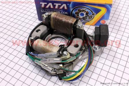 Статор магнето (на 2 катушки) для мопедов Delta (Viper) купить в Украине