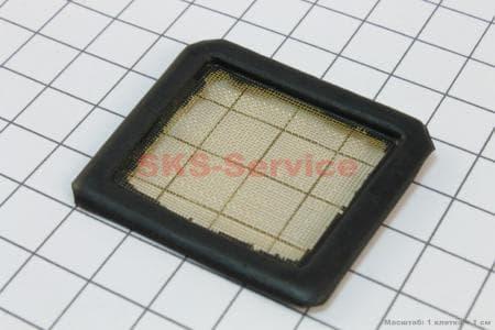 Фильтр масляный - сетка квадратная для мопедов Delta (Viper) купить в Украине