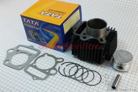 Цилиндр к-кт (цпг) 110сс-52,4мм для мопедов Delta (Viper) купить в Украине