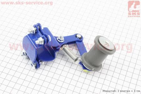Натяжитель цепи приводной с роликом (универсальный) для мопедов ALPHA (Viper) купить в Украине