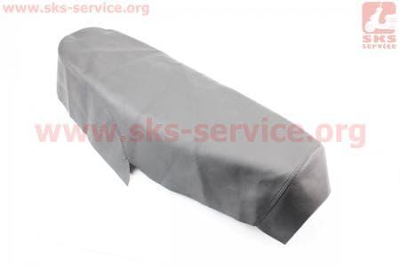 Чехол сиденья (эластичный, прочный материал) черный для мопедов ALPHA (Viper) купить в Украине