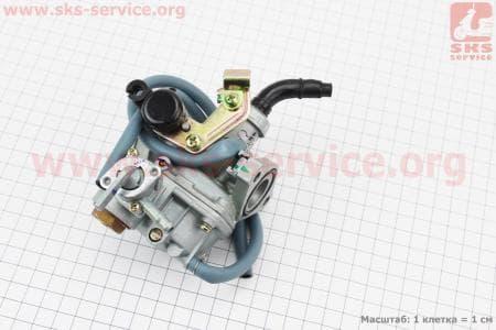 Карбюратор ACTIVE 110cc, оригинал купить в Украине