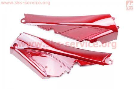 пластик - боковой средний левый, правый к-кт 2шт, БОРДОВЫЙ для мопедов Active (Viper) купить в Украине