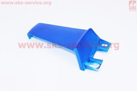 пластик - задний верхний (соединительный), СИНИЙ для мопедов Active (Viper) купить в Украине
