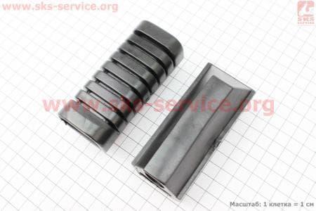 Резинка подножки для ног ACTIVE к-кт 2шт, тип. 1 купить в Украине