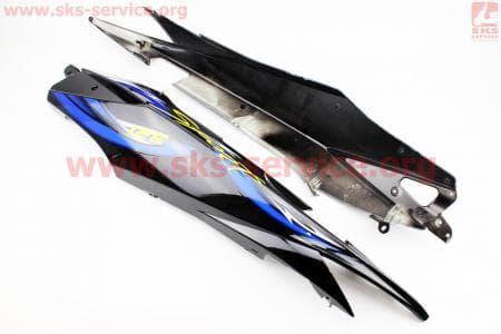 пластик - задний боковой правый, левый к-кт 2шт для мопедов SPORT50 MX50V(Suzuki) (Viper) купить в Украине