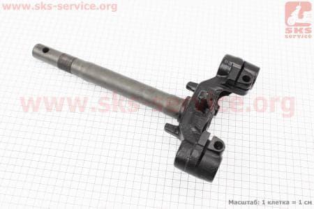 Траверс руля (сошка) для мопедов SPORT50 MX50V(Suzuki) (Viper) купить в Украине