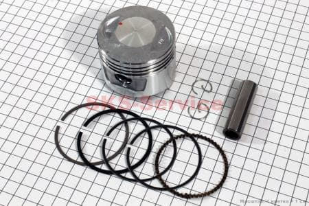 Поршень, палец, кольца к-кт CB150сс 62мм STD для мотоцикла VIPER 125-200сс купить в Украине