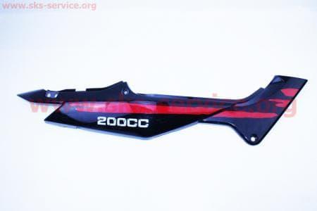 пластик - боковой задний правый для мотоцикла VIPER - F5 купить в Украине