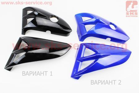пластик - бака топливного лев, прав к-кт 2шт, РАЗНЫЕ цвета (уточнить) для мотоцикла VIPER V150A (STREET) купить в Украине