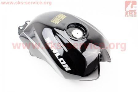 Бак топливный ЧЕРНЫЙ для мотоцикла  Loncin KINLON JL150 купить в Украине