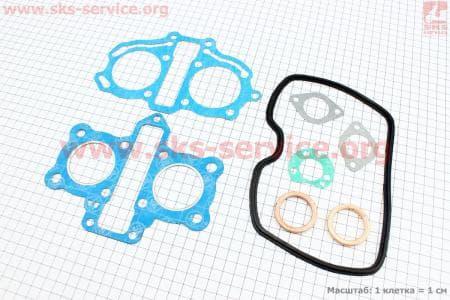 ZS125-4B/Honda - CBT125 Прокладки поршневой к-кт купить в Украине