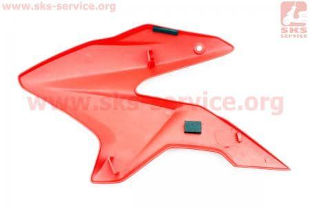 Loncin- LX200GY-3 пластик - бака топливного правый, КРАСНЫЙ купить в Украине