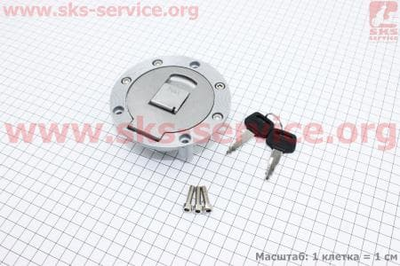 Viper - ZS200GS Крышка бака, ключи к-кт купить в Украине