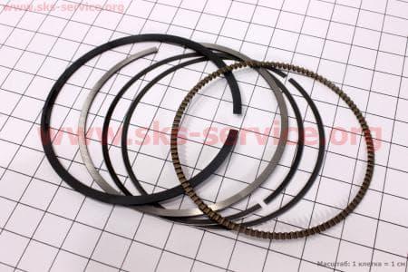 Viper - ZS250GS Кольца поршневые 68,25мм купить в Украине