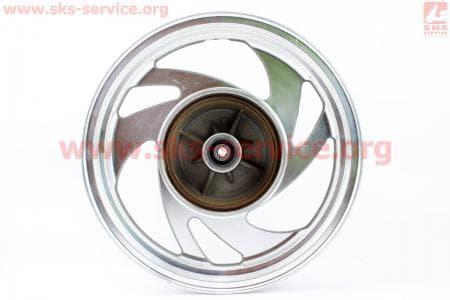 Defiant - Polk Диск колесный задний литой (под шину 130/90-15) (ось 15мм) купить в Украине