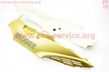 Viper - F1/F50 пластик - верхний боковой левый+правый к-кт 2шт, ЗОЛОТИСТЫЙ купить в Украине
