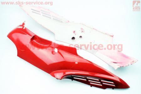 Viper - F1/F50 пластик - верхний боковой левый+правый к-кт 2шт, КРАСНЫЙ купить в Украине