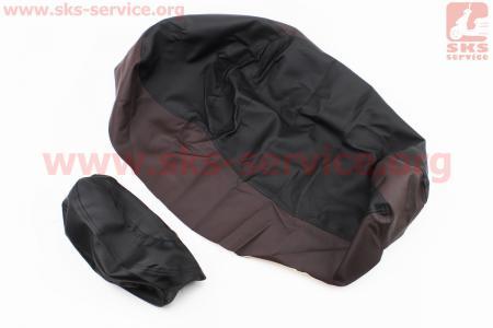 Viper - F1/F50 Чехол сиденья (эластичный, прочный материал) черный/коричневый купить в Украине