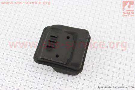 Глушитель в сборе MS-210/230/250