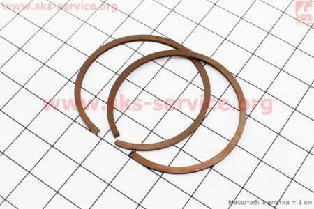 Кольца поршневые MS-180 38мм (в коробке)
