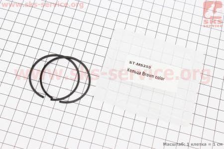 Кольца поршневые MS-250 42,5мм (в коробке)