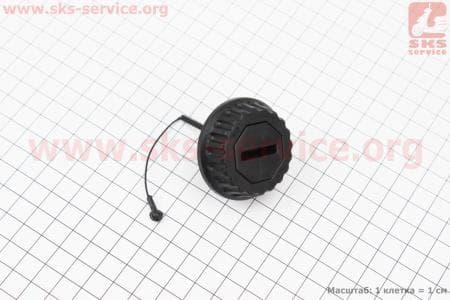 Пробка бака топливного MS-650/660