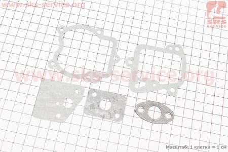 Прокладки двигателя к-кт 5шт для 139F - 4Т