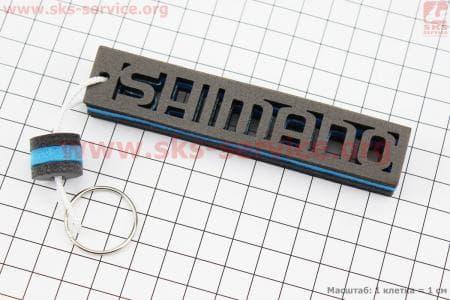 """Брелок """"SHIMANO"""", серый/синий"""