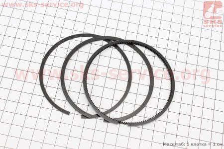 Кольца поршневые 180F 80мм STD для мотоблоков