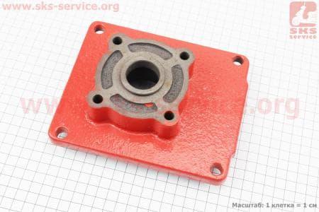Плита (переходник), под двигатель с длинным коленвалом - WEIMA, Зирка для мотоблоков
