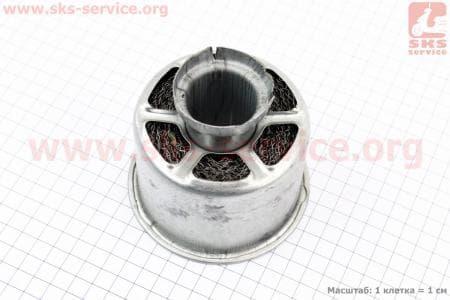 Фильтр воздушный - элемент металлический R175A/180NM Тип №2 для мотоблоков